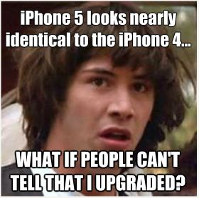 Some people want the iPhone 5 for different reasons than others