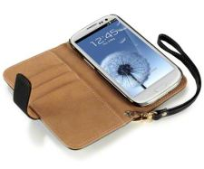 Terrapin Premium PU Leather Flip Case