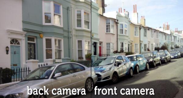 zopo camera comparison