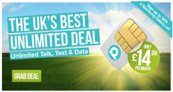 tpo umlimited deal