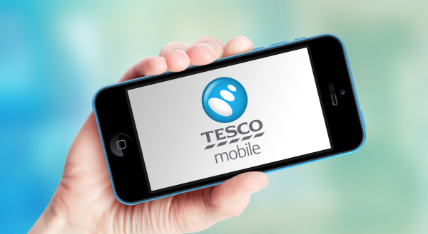 tesco mobile phone